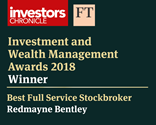 ICFT Best Full Service Stockbroker 2018