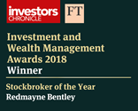 ICFT Stockbroker of the Year 2018