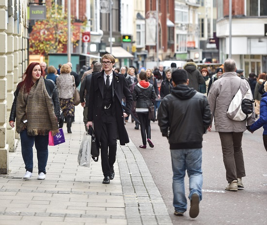 A harsh winter for the High Street