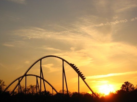Rollercoaster week for Merlin Entertainments