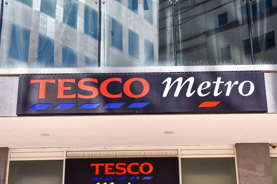 Tesco sales conquer Beast from the East