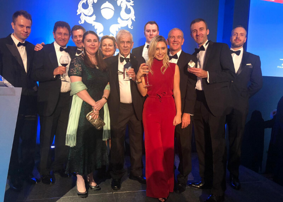 Redmayne Bentley receives top investment awards for second consecutive year