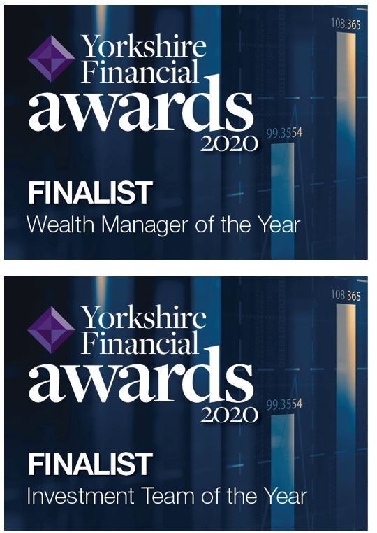 Redmayne Bentley Shortlisted for the Yorkshire Financial Awards 2020
